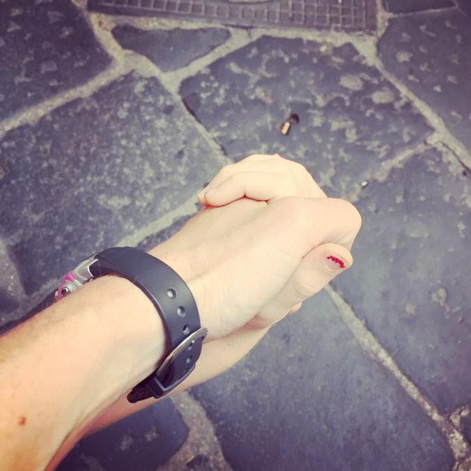 Holding Hands Because I Want To Mackenzie M Davidson